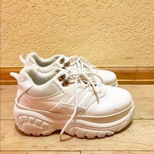 Nasty Gal Platform Sneakers